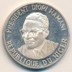 Нигер, 1000 франков (1960 г.)