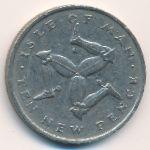 Остров Мэн, 10 новых пенсов (1975 г.)