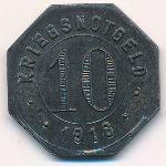 Крайльсхайм., 10 пфеннигов (1918 г.)
