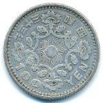Япония, 100 иен (1958 г.)