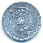 Непал, 10 пайс (1974 г.)