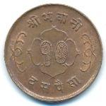 Непал, 10 пайс (1958–1963 г.)