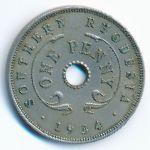 Южная Родезия, 1 пенни (1934 г.)