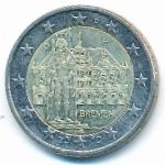 Германия, 2 евро (2010 г.)