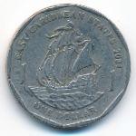 Восточные Карибы, 1 доллар (2004 г.)