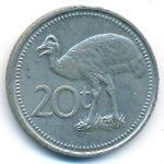 Папуа - Новая Гвинея, 20 тоа (1990 г.)