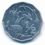 Кипр, 1/2 цента (1983 г.)