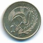 Кипр, 1 цент (1983 г.)