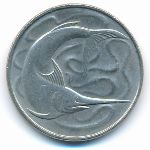 Сингапур, 20 центов (1982 г.)