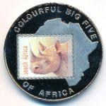 Уганда, 1000 шиллингов (2001 г.)