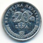 Хорватия, 20 лип (1995–2011 г.)