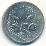 Австралия, 5 центов (2004 г.)