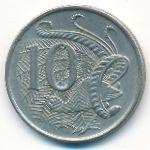 Австралия, 10 центов (1977 г.)