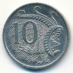 Австралия, 10 центов (1999–2005 г.)