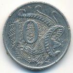 Австралия, 10 центов (2005 г.)