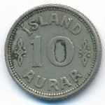 Исландия, 10 эйре (1923 г.)