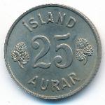 Исландия, 25 эйре (1946 г.)