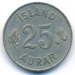 Исландия, 25 эйре (1959 г.)