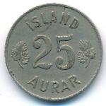 Исландия, 25 эйре (1961 г.)
