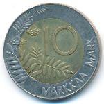 Финляндия, 10 марок (1993 г.)