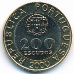 Португалия, 200 эскудо (1997–2000 г.)