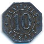 Лойткирх., 10 пфеннигов (1918 г.)
