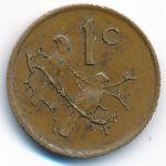 ЮАР, 1 цент (1975 г.)