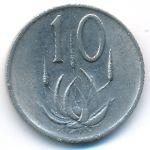 ЮАР, 10 центов (1989 г.)