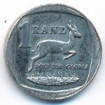 ЮАР, 1 рэнд (1997–1999 г.)