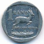 ЮАР, 1 рэнд (1998–1999 г.)