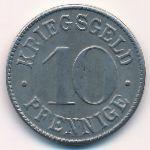 Хайдельберг., 10 пфеннигов