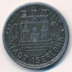Изерлон., 10 пфеннигов (1919 г.)