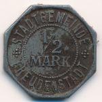 Фройденштадт., 1/2 марки