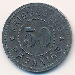 Вальдсхут., 50 пфеннигов (1917 г.)