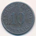 Кассель., 10 пфеннигов (1917 г.)