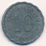 Хаген., 10 пфеннигов (1917 г.)