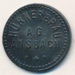 Ансбах., номинал