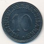Арнсберг., 10 пфеннигов (1917 г.)