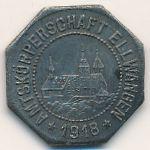 Эльванген., 10 пфеннигов (1918 г.)