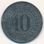Франкенталь., 10 пфеннигов (1917 г.)