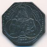 Фульда., 10 пфеннигов (1917 г.)