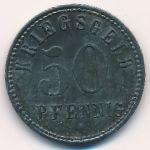 Фуртванген., 50 пфеннигов (1918 г.)