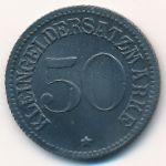 Гиссен., 50 пфеннигов (1918 г.)