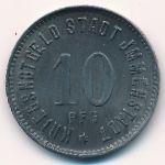 Имменштадт., 10 пфеннигов (1919 г.)