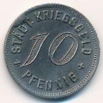 Кирхгайм-унтер-Тек., 10 пфеннигов