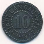 Ландау., 10 пфеннигов (1919 г.)
