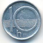 Чехия, 10 гелеров (1994 г.)