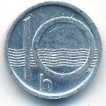Чехия, 10 гелеров (2002 г.)