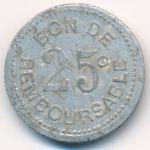 Коморские острова, 25 сентим (1915 г.)