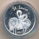 Остров Сент-Люсия, 2 доллара (2018 г.)